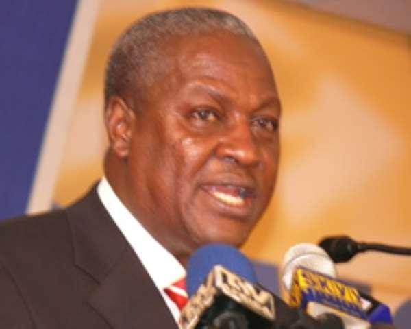 Vice President Mahama Dramani John