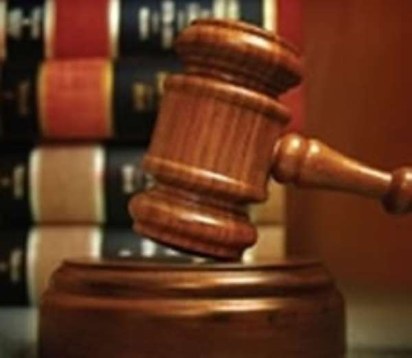 Judicial Service in Western region to be halted if..
