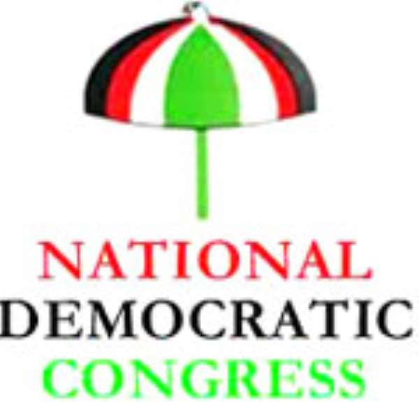 'Purported mass NDC defection at Tafo is hoax'