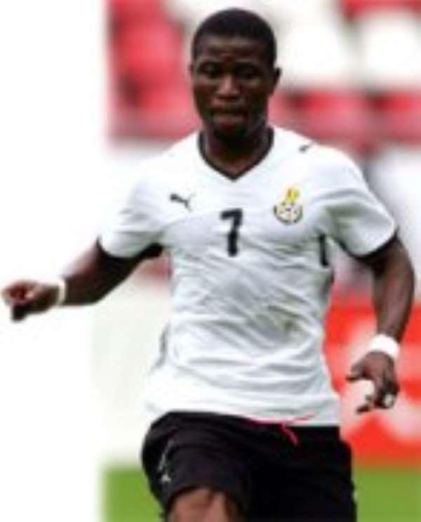Laryea set for Premier League
