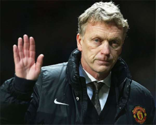 Moyes Sacked As Manchester United Coach, Giggs Gets Job