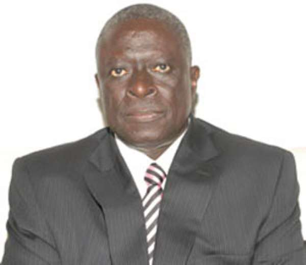 'Ghana In Transition Crisis'