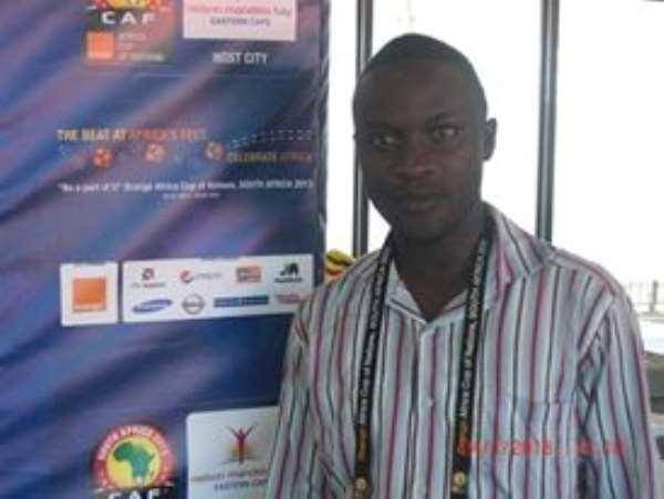Black Stars were not impressive, Patrick Akoto