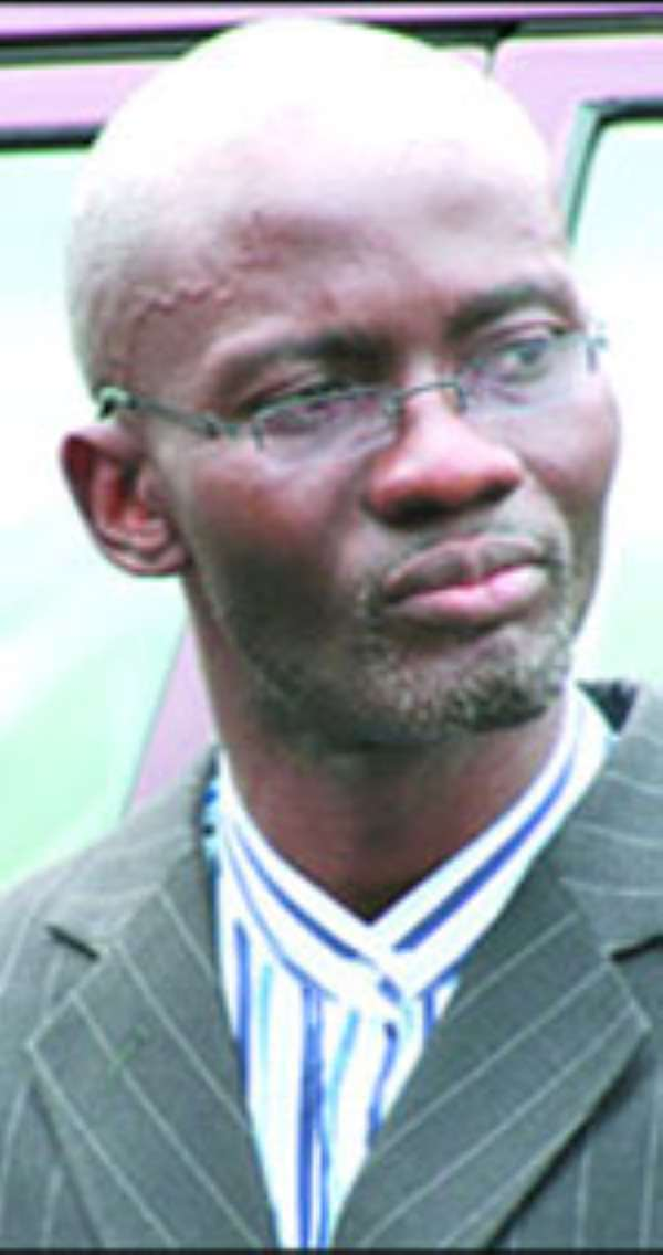 Executive Director of Danquah Institute, Gabby Asare Otchere-Darko