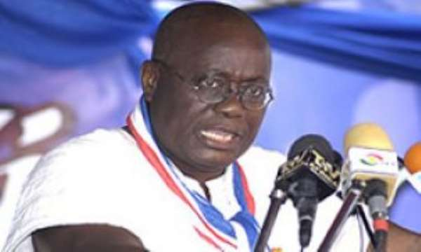 Who Partners Akufo-Addo For 2012? A Case For Ga-Dangme