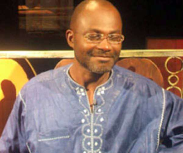 Kennedy Agyapong's Allegation Against John Mahama Does Not Deserve Contempt