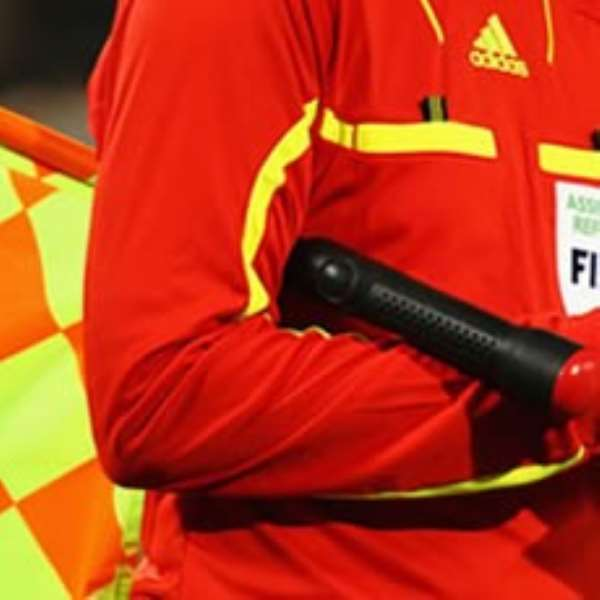 22 referees, assistants to be given 2016 FIFA badges