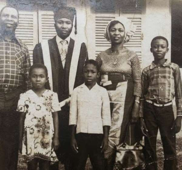 Nollywood producer, Tchidi Chikere Rekindles Old Memories