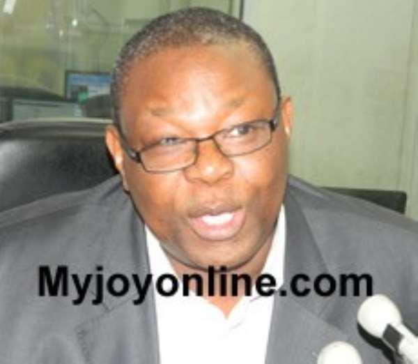 Emmanuel Bombande, Executive Director of WANEP