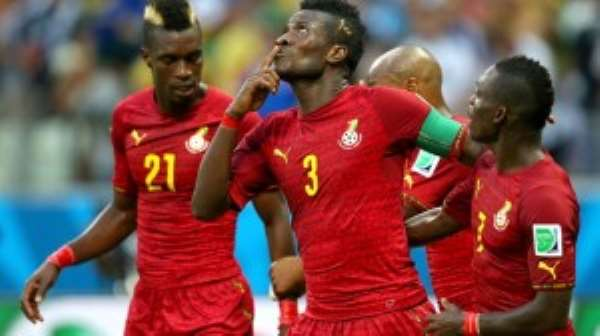 Ghana captain Asamoah Gyan hails coach Konadu's tactics in AFCON win over Guinea