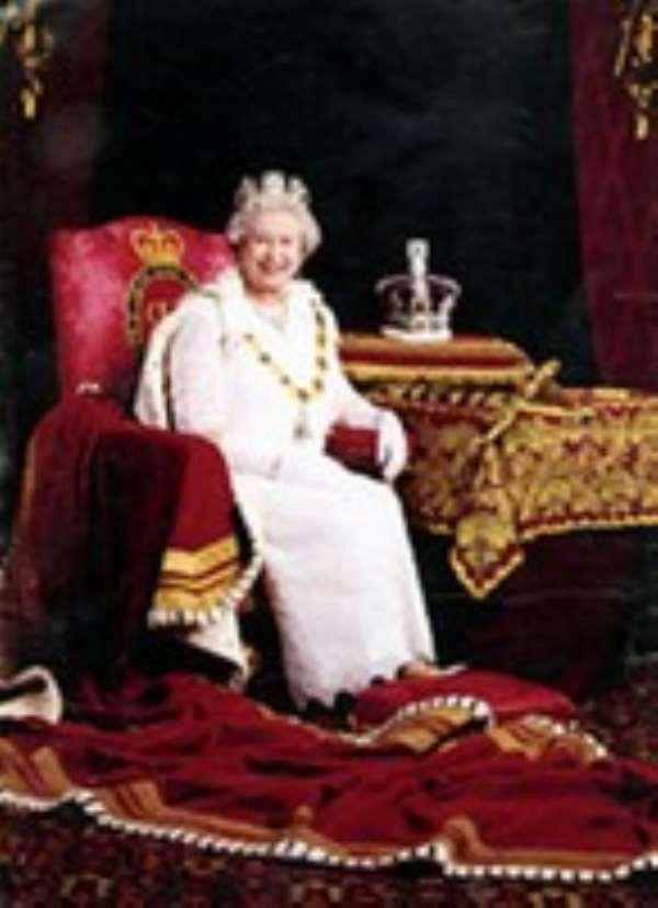 Queen Elizabeth s Birthday Held