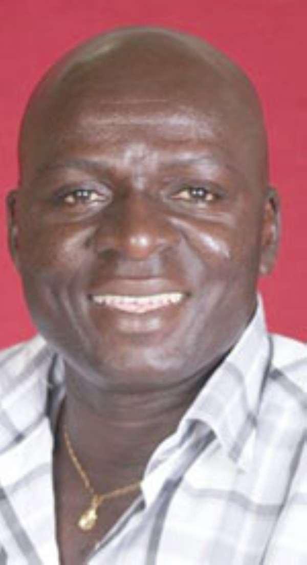 Kuntu Blankson defends legislators