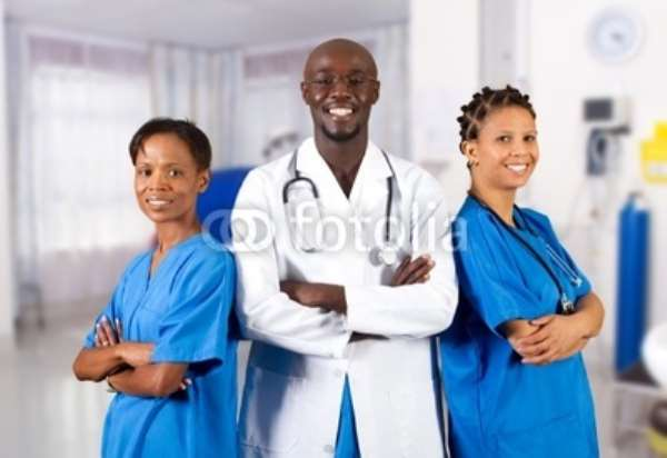 ARD Strike: Nigerian 'Doctors' And Her Craze For Self Importance