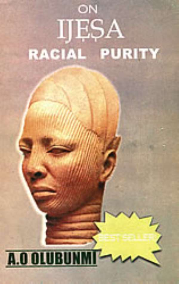Of racial purity and survival of the Yoruba people