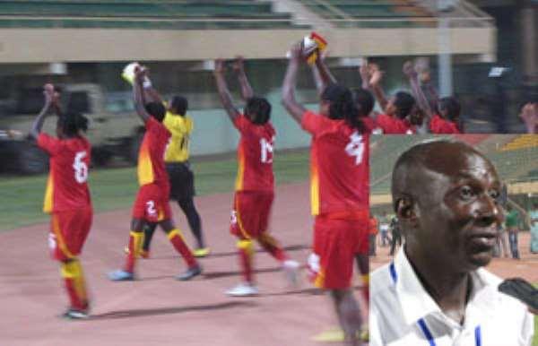 Queens Sure Of Victory Over Burkina