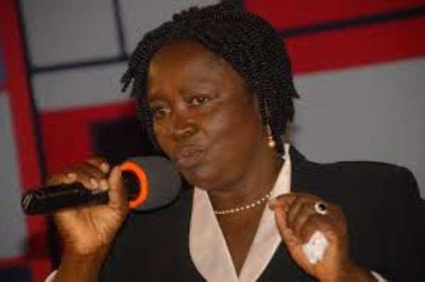 Education Minister Prof. Jane Naana Opoku Agyeman