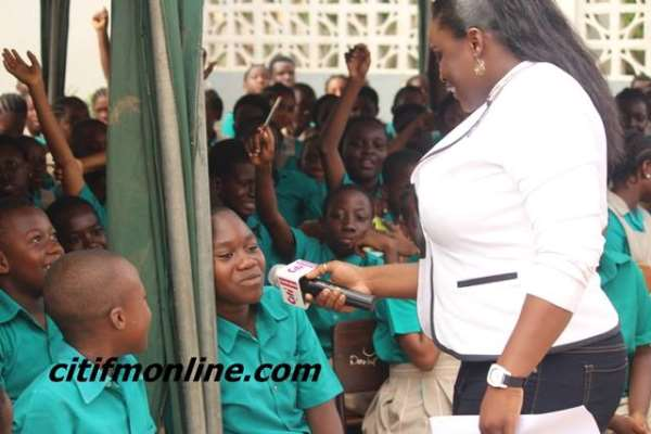 Citi FM Write-Away Contest 2014 launched