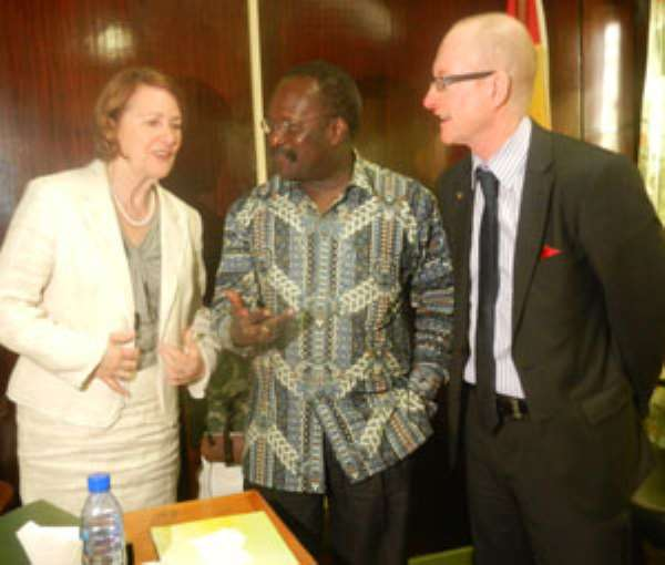 'Give Agric High Priority'