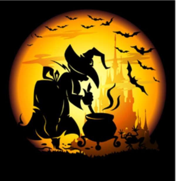 Ignorance, Witchcraft & Cannibalism
