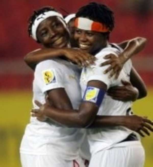 Black Maidens whitewash South Africa to qualify for World Cup