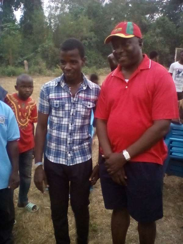 PRESS RELEASE: Suhum NPP Youth Wing Congratulates Hon Opare-Ansah and Dr. Ampem Darko