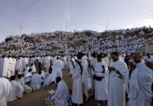 Last batch of pilgrims to leave on Tuesday