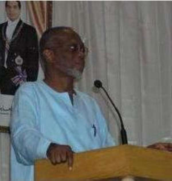 UPDATE : Professor Akilakpa Sawyer urges media not to offer airtime for trivial matters
