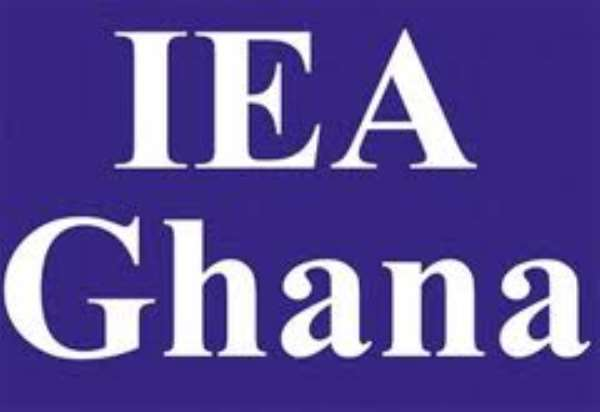 To Hell With IEA's Jean Mensah