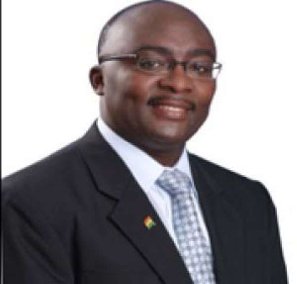 Dr. Bawumia is not just better than his Opponents