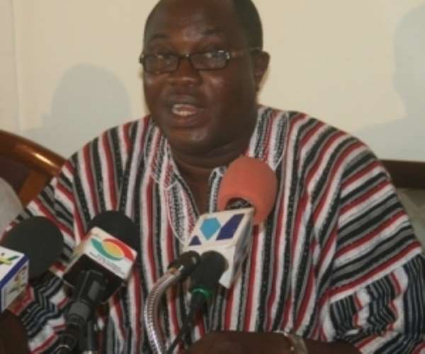 Chief Executives should identify with the people - Ofosu Ampofo