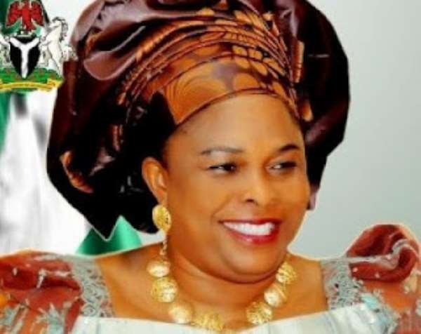 Abandons her Kitchen, in search for women Deputy for PDP while people die under Jonathan