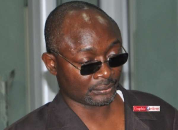 Woyome's application of no case thrown out