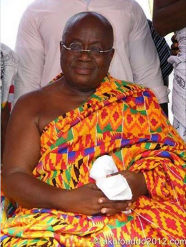 Akufo-Addo Is Not Corrupt, Really?