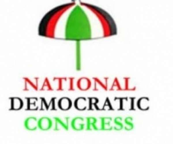 TIME HAS COME - NDC STOP VIEWING CONFLICT THROUGH DISTORTIONS, WITH BLIND HATRED.