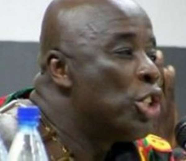 Okyenhene sues Herald newspaper GH¢5 million