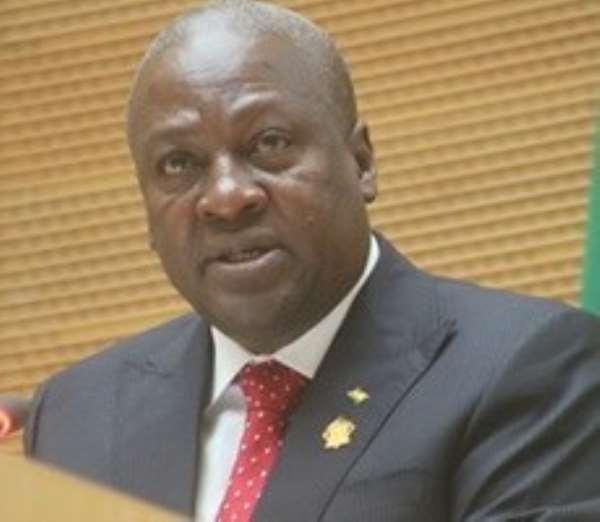 Gov't: President Mahama has violated no law