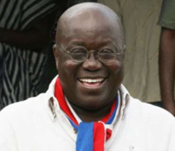 Nana Akufo-Addo Concedes Defeat Ahead of the December Polls