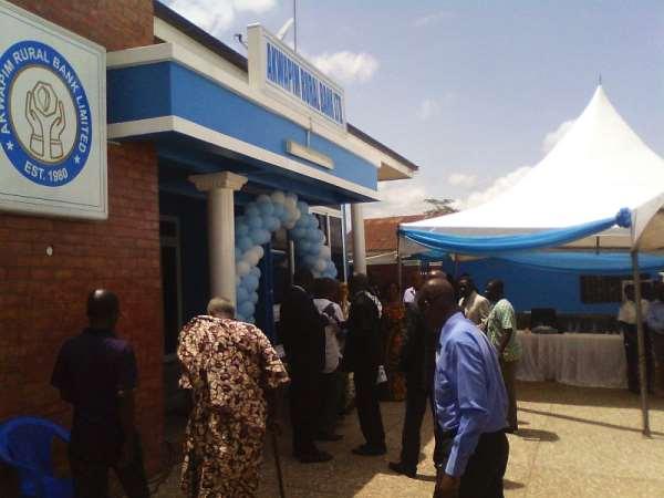 Akwapim Rural Bank Pledges Support To Communities