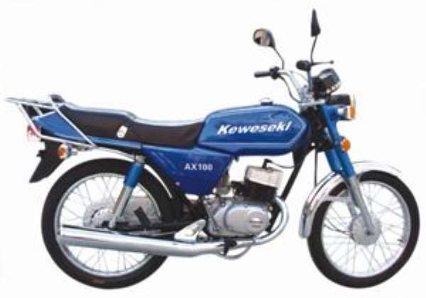 Nkoranza North District Assembly takes delivery of 34 motorbikes