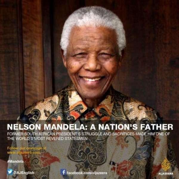 Prez Hero Mandela: Madiba