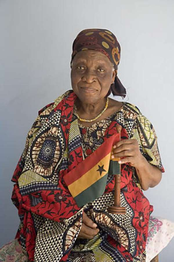 Theodosia Okoh, Laid To Rest