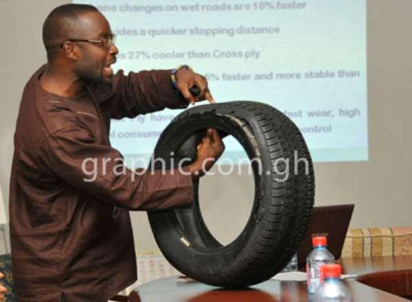 Educate drivers on used tyres - GPRTU
