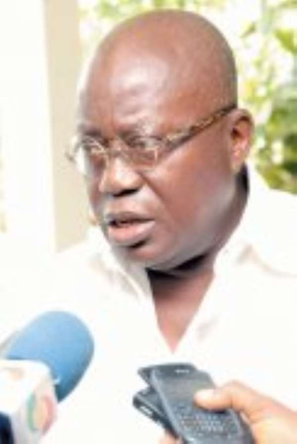 Ken Agyapong To Sink Akufo-Addo In 2012 Elections