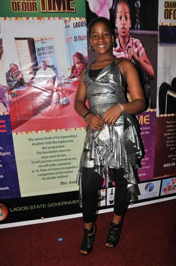 NOLLYWOOD STARS SHOWED UP IN GRAND STYLE AT THE PREMIERE OF 'CHAMPIONS OF OUR TIME'