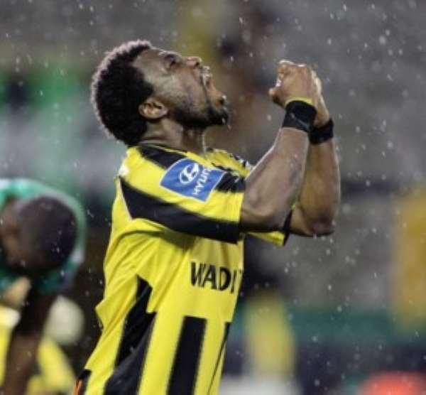 Rahim Ayew says Zamalek are too broke