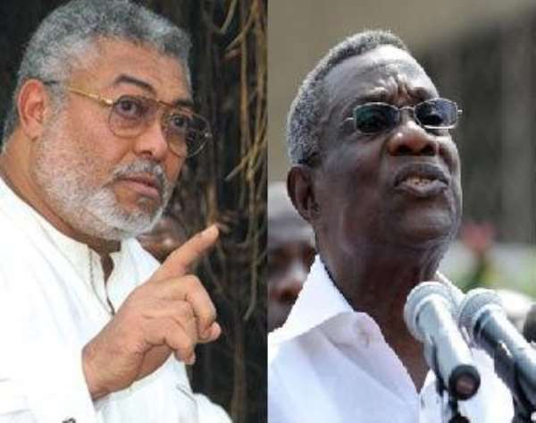 Mills family issues rejoinder over Rawlings pronouncement on BBC
