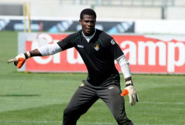 Razak Brimah wants to play for Ghana at the World Cup