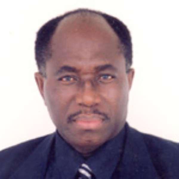 Dr Richard Anane, Road Transport Minister