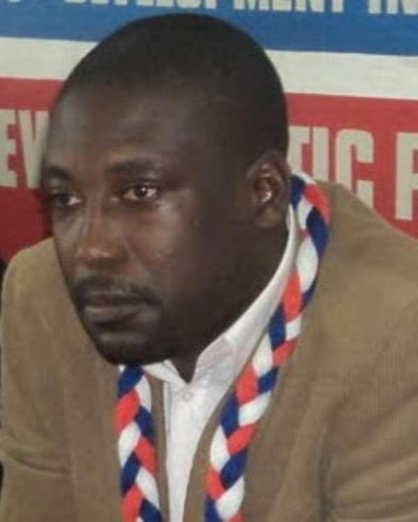 Ordered Refund Of GHC 55m Is A 'Cover Up'- Richard Nyamah