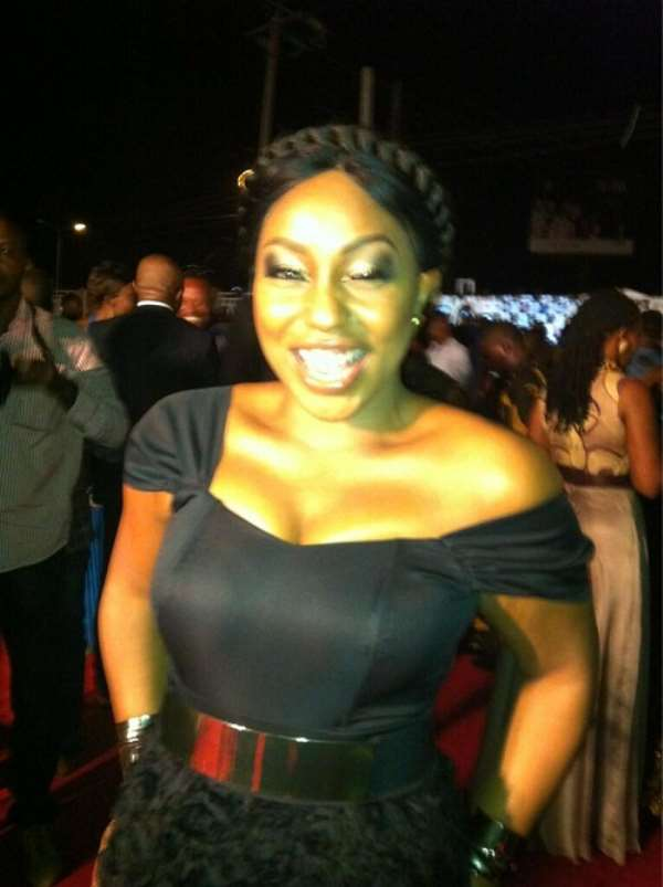 AMAA 2013: First pictures of what the stars wore!